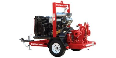 Global Pump - Model 4GSHAP - Standard High Head Auto Prime