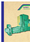 Horizontal Automated Balers - Brochure