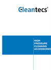 Cleantecs - Model TN01AB - Rotating Nozzles Brochure