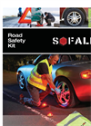 SofAlert - Rubber Pad Emergency Stops Flooring- Brochure