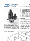 Griffco - G-Series - Diaphragm Pressure Relief Valve Brochure