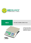 ABC - Model HLD - Preciosion Scale for Laboratory and Food Use Brochure
