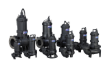 Model AF Series - Sewage/Wastewater Submersible Pumps