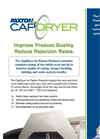 CapDryer System- Brochure