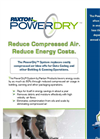 PowerDry - Model XT-300 - Dryer Systems Brochure