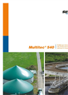 Multitec - Model 540 - Multiple Gas Measuring Device Brochure