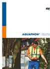 AQUAPHON - Electro-Acoustic Water Leak Detection Device Brochure