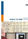 SePem - Model 01 GSM - Highly-Sensitive Noise Logger Brochure