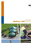 Multitec - Model 560 - Combined Gas Warning and Measuring Device Brochure