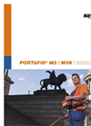 PORTAFID - Model M3/M3K - Portable Flame Ionisation Detector Brochure