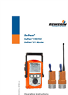 SePem - Model 100 / 150 - Noise Logger for Monitoring Water Pipe Networks Manual