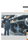 Ex-Tec - Model 4 - Gas Warning and Gas Measuring Instrument Brochure