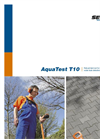 AquaTest - Model T10 - Robust Test Rod for Electro-Acoustic Water Leak Detection Outdoors Brochure