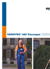 VARIOTEC 460 Tracergas - Leak Detection on Underground Pipes - Brochure