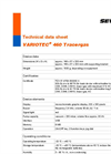 VARIOTEC 460 Tracergas - Leak Detection System - Technical Datasheet