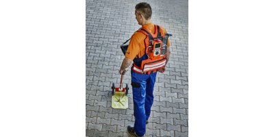 SeCuRi SAT - Gas Leak Detection Outdoors System
