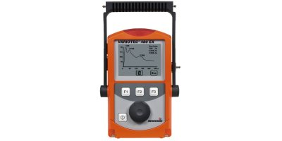 VARIOTEC 480 / 460 / 450 / 400 EX - Gas Detector for Distribution Networks