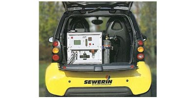 Gas Leak Detection Vehicle-1