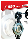 Series 3E Triple Offset Butterfly Valves Brochure