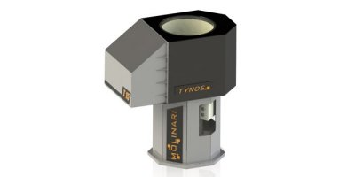 Tynos - Vertical Axis Mixer with Interchangeable Blades