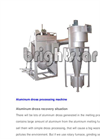 aluminium dross processing machine from Brightstar