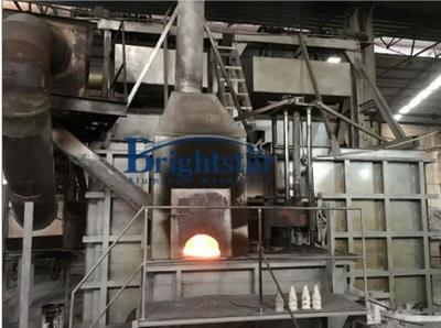 Brightstar - Aluminium Chips and Turnings Melting Furnace