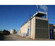 Les Chênes Verts, Eiffage, greenhouse cogeneration plant