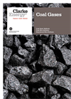 Coal Seam Gas, Coal Bed Gas, Coal Mine Methane Brochure