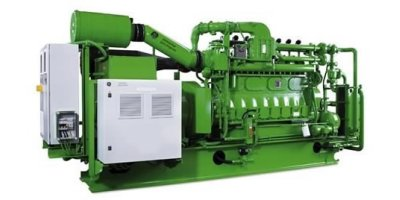 GE Jenbacher - Model Type-2 - Gas Engine