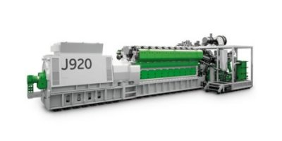 GE Jenbacher - Model 920 - Gas Engine
