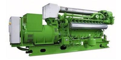 GE Jenbacher - Model Type-3 - Gas Engine