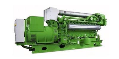 GE Jenbacher - Diesel Genset