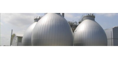 Distillery Waste Biogas