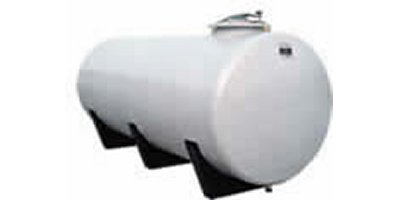 Horizontal Cisterns Tank
