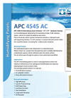 Model HPC 4545 AC - Humidifying Panel Cellulose Brochure