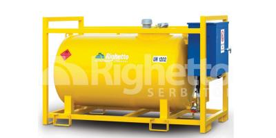 Transportable Homologated Tanks