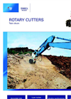 Model TF 200 - Double Drum Rotary Cutter Heads Brochure