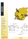Model 0M0 (Miniature) - Actuator Brochure