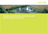 PRESECO - - Wastewater Treatment Plants Brochure