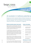 Methane Potential Analysis System (AMPTS)  Brochure