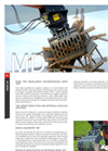 Model PD Series - Demolition Shear Brochure