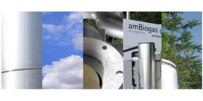 amBiogas - Dry Anaerobic Digestion System