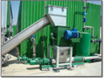 Solid Biomass Power System