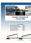 Model RMS - Precision Assembly Instructions Manual