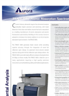 TRACE 1800 Atomic Absorption Spectrometer Brochure