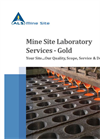 Metallurgical Testwork Services Brochure