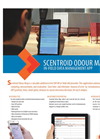 Scentroid Odour Map Application - Brochure