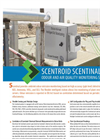 Scentinal SL50 Air Quality Monitoring Station Brochure