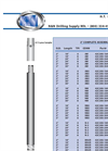 Soil Sampling Equipment Brochure