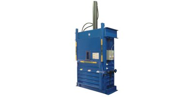Waste Control - Vertical Balers